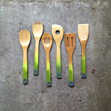 Contemporary Cooking Utensils by Etsy