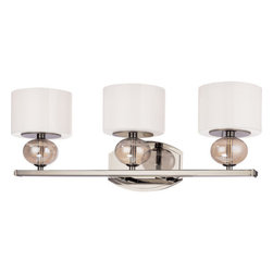 Vanity Light Glass Globes : Replacement Glass Lighting Shades Bathroom Vanity Lighting: Find Bathroom Light Fixtures Online