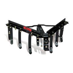 Brinly - Brinly Tow-Behind Sleeve Hitch Cultivator Multicolor - CC-56 - Shop for Garden Equipment from Hayneedle.com! Achieve to goals with one tool with the Brinly Tow-Behind Sleeve Hitch Cultivator. Avid gardeners know that aerating the soil between plants and food plots in a garden in the spring is necessary for optimal growth. And they also know that hoeing larger gardens by hand can be labor intensive and time-consuming. The Brinly Tow-Behind Sleeve Hitch Cultivator is the easiest and most efficient way to aerate the garden soil to encourage plant growth and discourage weeds from taking root. Do all of this from the seat of a garden tractor!About BrinlyFor more than 173 years Brinly has been a family-owned company providing Made-in-the-USA lawn garden and farm equipment. They've been dedicated to continuously looking for better ways to do things since their very beginnings. From lawn aerators tractor attachments and utility carts to gardening and ground engaging equipment they bring to the market one of the most comprehensive product lines in lawn and garden attachments. Brinly designs builds and distributes attachments and equipment to help you attain a healthy green and vibrant lawn or garden - and sustain it.