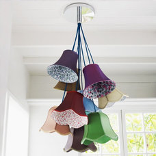 Contemporary Chandeliers by Graham and Green