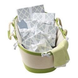 Sausalito Gift Basket - Surprise: 0-6 mos