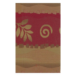 Blazing Needles - Blazing Needles Squiggles and Leaves S/3 Tapestry Futon Cover Package - Blazing Needles - Futon Covers - 9682/T35 - Blazing Needles Designs has been known as one of the oldest indoor and outdoor cushions manufacturers in the United States for over 23 years.