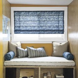 Smith and NobleCustom Pillows - Add them as décor accents in the bedroom, or anywhere you wish to colorfully coordinate with other Smith+Noble products including fabric window treatments and custom bedding. Starting $60+