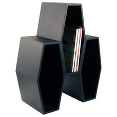 modern magazine racks by Boom USA