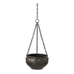 Sterling Industries - Sterling Industries 129-1095 Hanging Planter - Planter (1)