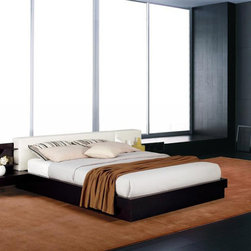 Rina Modern Master Bedroom Set Air-Lift Storage Padded Head Bed - Rina modern master bedroom set air-lift storage padded head bed. Transform your bed room into a haven of leisure and comfort with alluring and brilliantly crafted furniture.