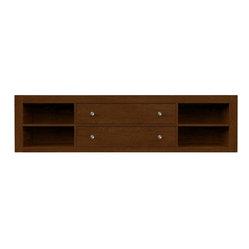 youngAmerica - Crosspointe Storage Drawers - Cherry ...