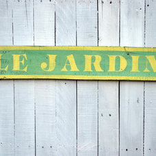 Traditional Novelty Signs by Etsy