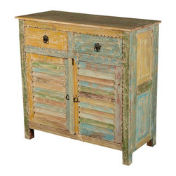 Shop Rustic Storage Cabinets on Houzz