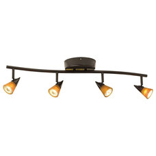 Contemporary Track Heads And Pendants by Lamps Plus