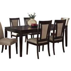 Transitional Dining Tables by eFurniture Mart