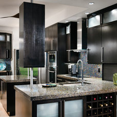 Contemporary Kitchen by Decorating Den Interiors - Susan Sutherlin
