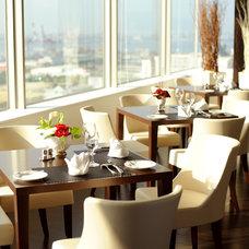 Modern Dining Room by chotinan55