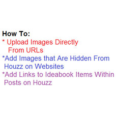 How To Upload from URL and Link to Ideabook within a post