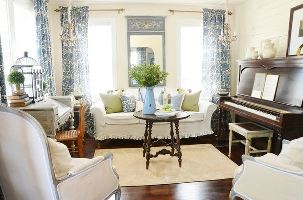 Houzz Tour French Farmhouse Style In Pennsylvania