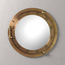 Porthole Mirror | Mirrors | Restoration Hardware Baby & Child