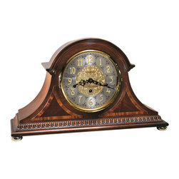Howard Miller - Howard Miller Triple Chime Mantel Clock with Rare Dial | WEBSTER - 613559 WEBSTER
