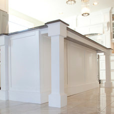 Traditional Kitchen by Filo Plus