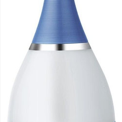 SPT Appliance - Ultrasonic Humidifier with Fragrance Diffuser - Cool mist (ultrasonic technology). Fragrance diffuser. Stepless mist control dial. Night light with independent switch . High humidity output. Silent operation. Adjustable mist intensity. Auto shut-off protection (ultrasonic generator only). 2.3 liters tank capacity. Designed for rooms up to 450 sq. ft.. ETL certified. No assembly required. 7.52 in. L X 7.52 in. W X 14.96 in. H (2.04 lbs.)Elegant design and whisper quiet operation. Will help you breathe easier and sleep more comfortably. Provides year-round relief from the drying effects of AC and Heater. High humidity output with stepless control dial. Feature dry protection and water refill indicator.