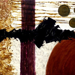 """Original Contemporary Abstract Painting for Modern Living Spaces  """"SYMPHONY"""" - ON SALE !!"""
