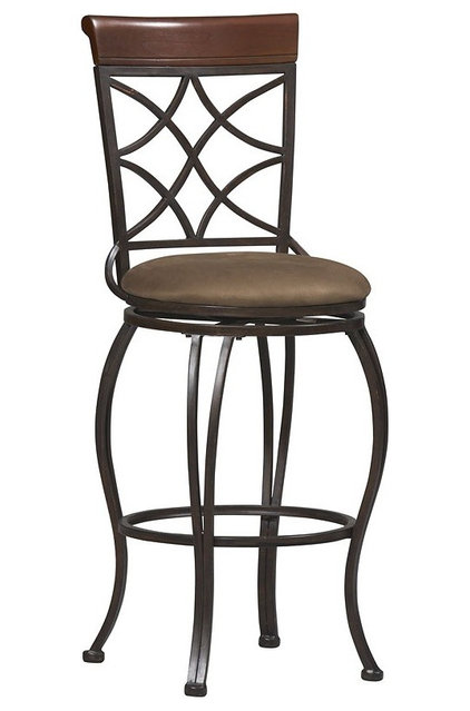 traditional bar stools and counter stools by lamps plus. Black Bedroom Furniture Sets. Home Design Ideas