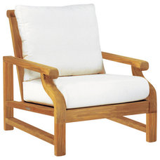 Traditional Outdoor Lounge Chairs by Kingsley-Bate
