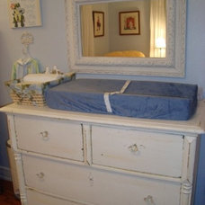eclectic changing tables by Charles Phillips Antiques and Architecturals