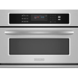 "KitchenAid 27"" Built-in convection microwave -"