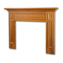 Emry Mantel - The minimum dimensions on our Emry Mantel are: