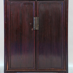 Chinese Ming Style Armoire Cabinet - Chinese Ming Style Armoire Cabinet
