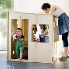 Modern Kids Toys And Games by Modern Playhouse