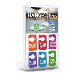 Fred and Friends - Hang-Overs Wine Charms - Do not disturb! Hang-Overs