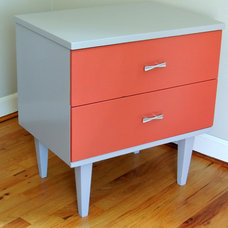 Modern Nightstands And Bedside Tables by reStyled furnishings