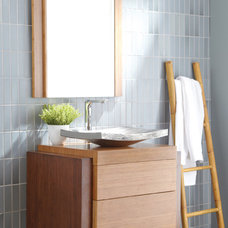 Modern Bathroom Vanities And Sink Consoles by Native Trails