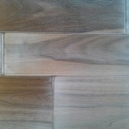 Walnut Lucca - Tuscan - Johnson Hardwood - Grey and White Wash - Walnut Lucca - Tuscan - Johnson Hardwood