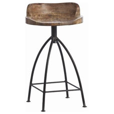 Traditional Bar Stools And Counter Stools by Candelabra