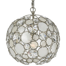Modern Chandeliers by Rosenberry Rooms