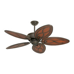 Emerson Fans - Emerson Fans TB311DBZ Copa Breeze Distressed Bronze Ceiling Fan - Emerson TB311DBZ Copa Breeze Ceiling Fan.