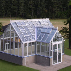 Custom Greenhouses -