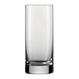 Fortessa Inc - Schott Zwiesel Tritan Paris Long Drink Glasses - Set of 6 Multicolor - 0017.5717 - Shop for Drinkware from Hayneedle.com! The perfect sleek classic look is just what you get in the Schott Zwiesel Tritan Paris Long Drink Glasses - Set of 6. Stunningly crafted of high-quality Tritan crystal glass these beauties have a lasting elegance. The dishwasher-safe care means easy clean up for you.About Fortessa Inc.You have Fortessa Inc. to thank for the crossover of professional tableware to the consumer market. No longer is classic high-quality tableware the sole domain of fancy restaurants only. By utilizing cutting edge technology to pioneer advanced compositions as well as reinventing traditional bone china Fortessa has paved the way to dominance in the global tableware industry.Founded in 1993 as the Great American Trading Company Inc. the company expanded its offerings to include dinnerware flatware glassware and tabletop accessories becoming a total table operation. In 2000 the company consolidated its offerings under the Fortessa name. With main headquarters in Sterling Virginia Fortessa also operates internationally and can be found wherever fine dining is appreciated. Make sure your home is one of those places by exploring Fortessa's innovative collections.