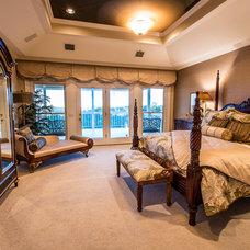 Traditional Bedroom by Amanda Still, Hill Design + Gallery