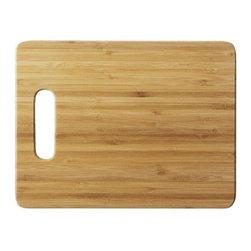 Bamboo Studio - Bamboo Studio Small Original Cutting Board - Made from 100% natural aged bamboo wood.