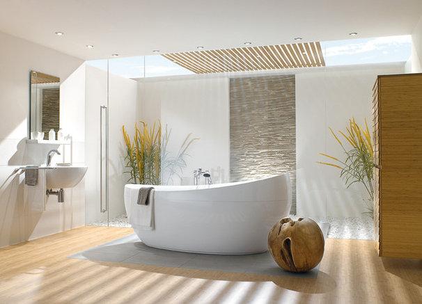 Contemporary Bathtubs Villeroy & Boch - Aveo