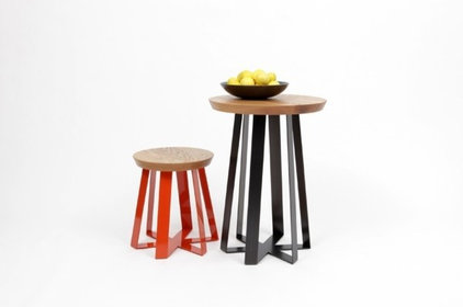 contemporary side tables and accent tables by Artless Corporation