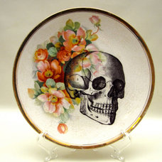 Eclectic Plates by Etsy