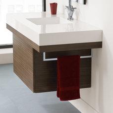 Contemporary Bathroom Sinks by Produits Neptune