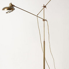 modern floor lamps by Anthropologie