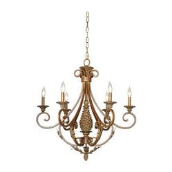 Pacific Coast Lighting Drummond Chandelier