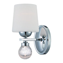 Designers Fountain - Designers Fountain LED85001 Astoria 1 Light Bathroom Sconce - Features: