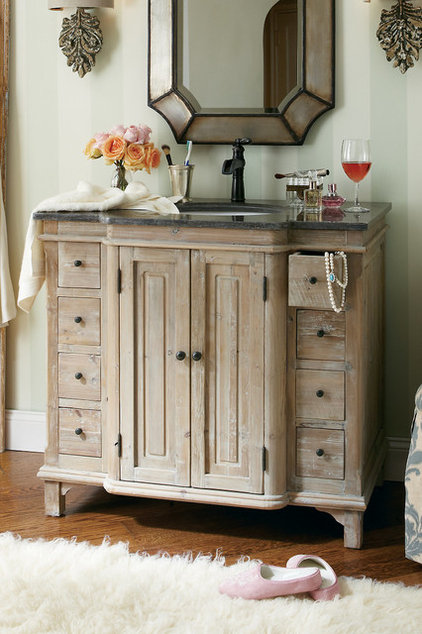 Traditional Bathroom Vanities And Sink Consoles by Soft Surroundings
